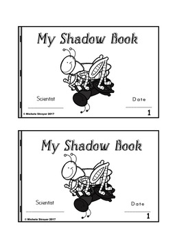 My Shadow Book Grasshopper