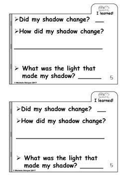 My Shadow Book Moose