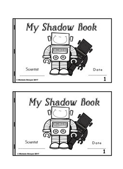 My Shadow Book Robot