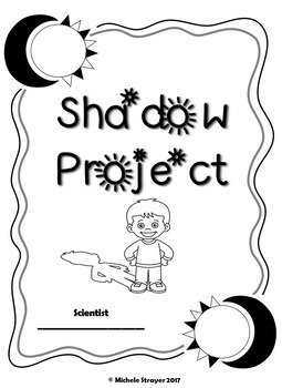 My Shadow Book Winter Person
