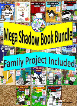 My Shadow Mega Bundle