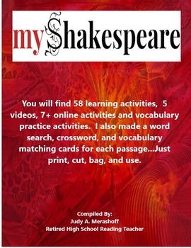 My Shakespeare by Kate Tempest