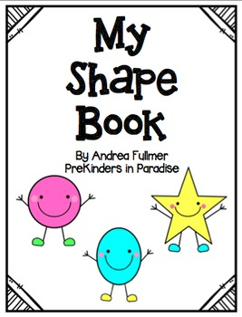 My Shape Book {pack}