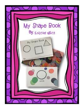 My Shape Book