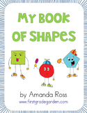 My Shape Book {All About 2D Shapes}