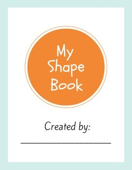 My Shape Book! Circles, Squares and Triangles