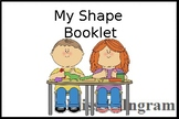 My Shape Booklet