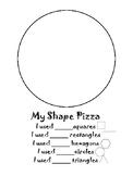My Shape Pizza