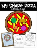 My Shape Pizza (A Math Craft)