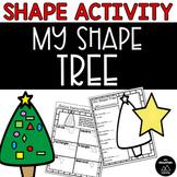Christmas Shape Practice