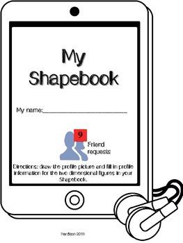 My Shapebook: Interactive Geometry Notebook
