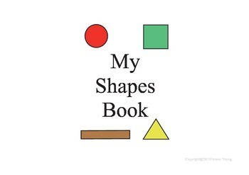 My Shapes Book