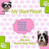Fractions Special Needs Education Rescue Dogs
