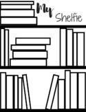 My Shelfie! Book Challenge Reading Paper