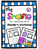 My Shelfie for Launching Reader's Workshop