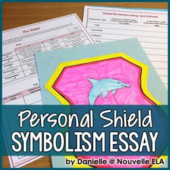 Symbolism Essay and Project: Personal Shield