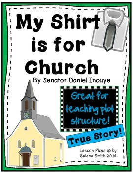 My Shirt is for Church by Senator Daniel Inouye