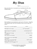 My Shoe Template - Junior and Intermediate