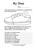 My Shoe Template - Primary