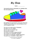My Shoe Template - Primary Sample