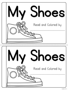 My Shoes (Color Reader)