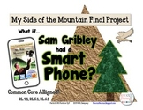 My Side of the Mountain Book Project