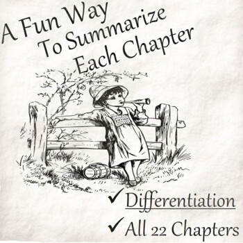 My Side of the Mountain Chapter Summary -Cut & Paste -Chronological Order
