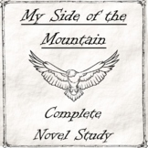 My Side of the Mountain - Novel Study / Activities (all re