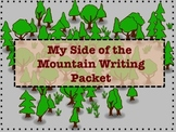 My Side of the Mountain Writing