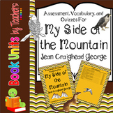 My Side of the Mountain by Jean Craighead George Assessmen