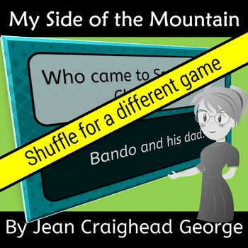 My Side of the Mountain by Jean Craighead George Novel Study Review