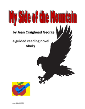 My Side of the Mountain guided reading novel study