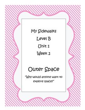 My Sidewalks B, Unit 1 Week 2 Resource Pack
