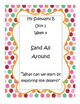 My Sidewalks B, Unit 1 Week 4 Resource Pack