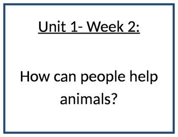 My Sidewalks Essential Questions - Grade 1 (Word)