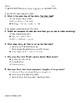 My Sidewalks Level A  Unit 4 Week 2 Comprehension Test