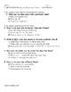 My Sidewalks Level A  Unit 4 Week 4 Comprehension Test
