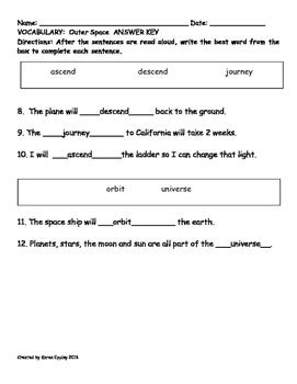 My Sidewalks Level B Unit 1 Week 2 Vocabulary Test