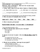 My Sidewalks Level B Unit 2 Week 3 Comprehension Test