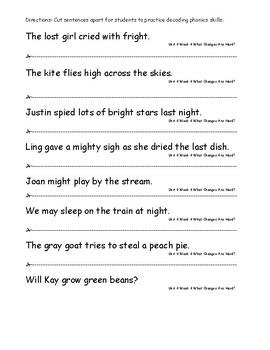 My Sidewalks Level B Unit 4 Week 4 Fluency Sentences