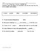 My Sidewalks Level B Unit 5 Week 2 Vocabulary Test