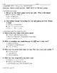 My Sidewalks Level B Unit 5 Week 3 Comprehension Test