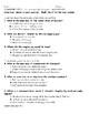 My Sidewalks Level B Unit 6 Week 5 Comprehension Test