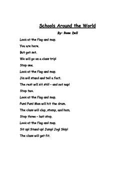 My Sidewalks Reading Street Level A Unit 2 Week 2 Fluency Stories