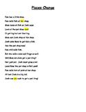 My Sidewalks Reading Street Unit 3 weeks 1-6 Fluency Stories