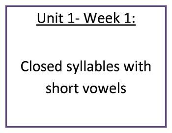 My Sidewalks Word Work - Grade 5