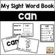 My Sight Word Books - SET 2