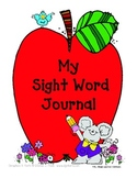 My Sight Word Journal!