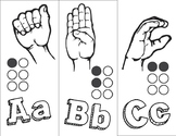 "My Sign Language/Braille ABC""s"