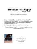 My Sister's Keeper- Teacher's Read Aloud Guide